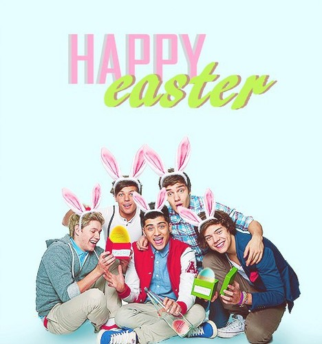 One Direction images Happy Easter wallpaper and background photos