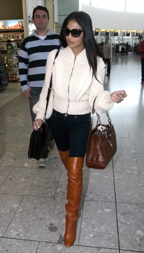 Heathrow Airport [6 April 2012]
