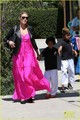 Heidi Klum Takes Kids to Karate Following Divorce Filing - heidi-klum photo