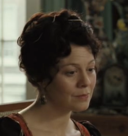 Helen as Mrs. Radcliff in Becoming Jane