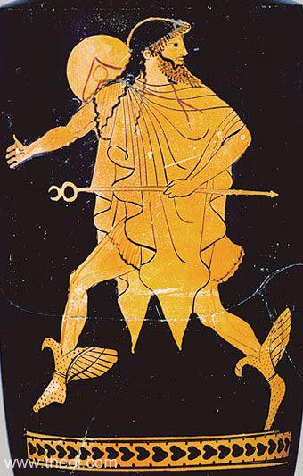 Hermes clipart
