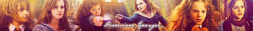 Hermione Granger [Banner]
