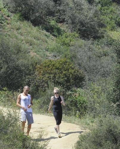 Hiking In Runyon Canyon