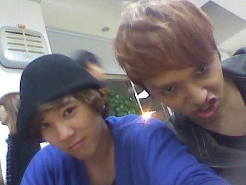 Hongki & Simon D