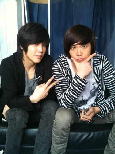 Won Bin &Hongki