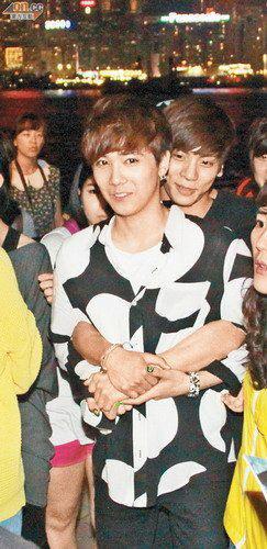 Hongki & Jong Hyun