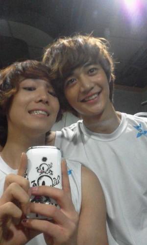 Hongki & Minho