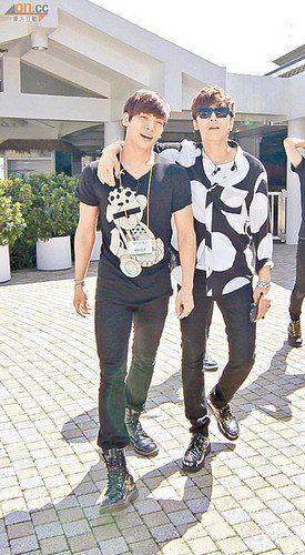 Jong Hyun & Hong Ki