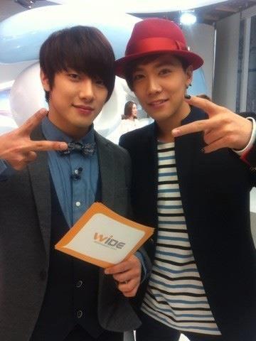Minhwan & Hong Ki