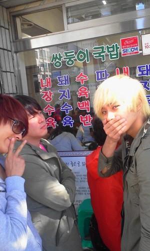 Jong Hun & Jae Jin