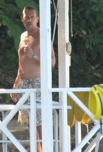 Hugh Laurie 2007