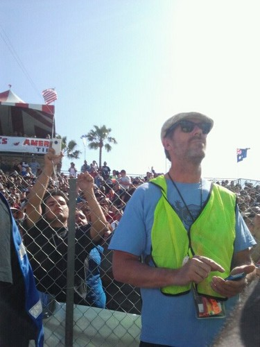 Hugh Laurie- 2012 Formula Drift Streets of Long Beach