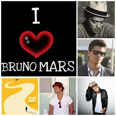 I l'amour Bruno Mars