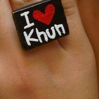 I love khun