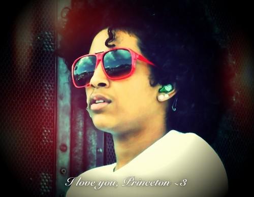 I 사랑 you, Princeton <3