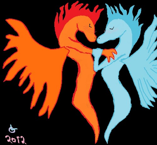 Ice & Fire Dragons, a Forbidden love ~ LJ