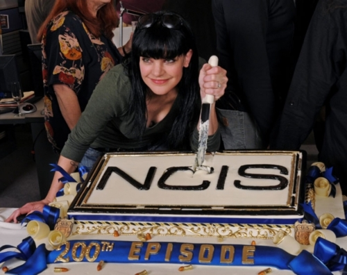 Isn´t Pauley Sweet???!!! <3 - ncis Photo