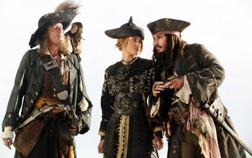 Jack Sparrow wolpeyper