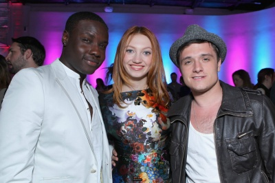 Jacqueline, Josh and Dayo