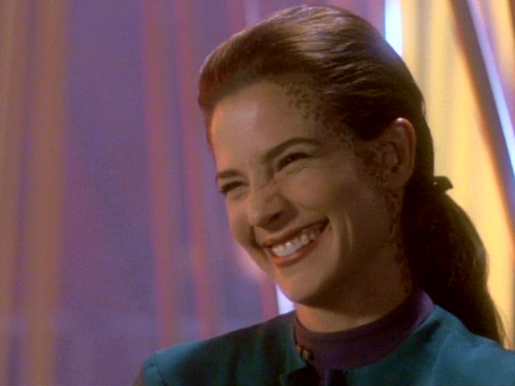 Jadzia Dax (alternate reality) | Memory Delta Wiki