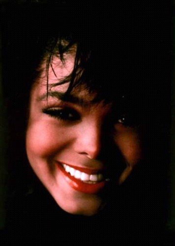 Janet Jackson wallpaper probably containing a portrait entitled Janet's Rare Photos