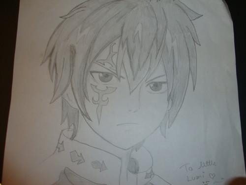 Jellal Fernandez (Fairy Tail) sketch