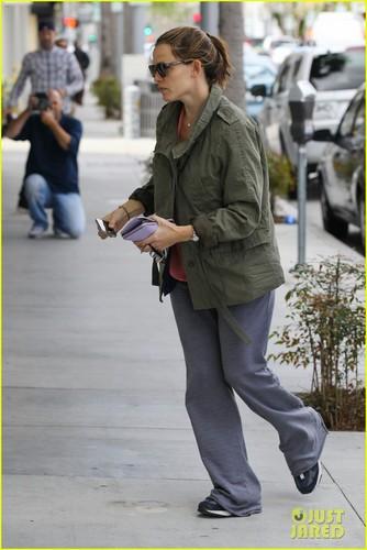 Jennifer Garner: Living Life To The Extreme