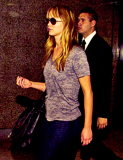 Jennifer-Out and About