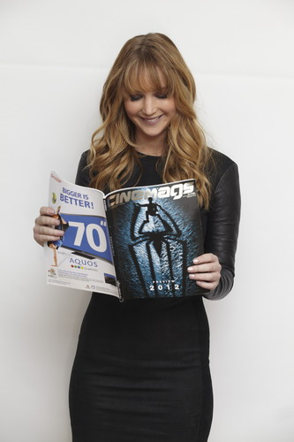 Jennifer for CINEMAGS