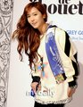 Jessica @ Jardin De Chouette Collection Fashion Show Pictures‏. - jessica-girls-generation photo