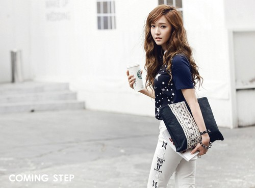 Jessica for Coming Step
