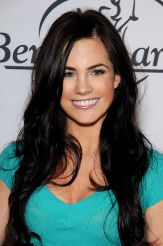 Jillian Murray at Benchwarmer Valentines Party