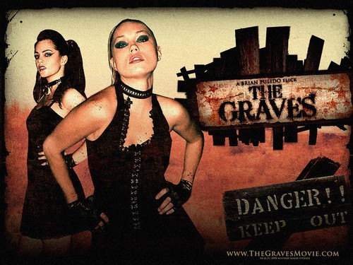 Jillian stars in The Graves
