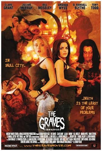 Jillian stars in The Graves