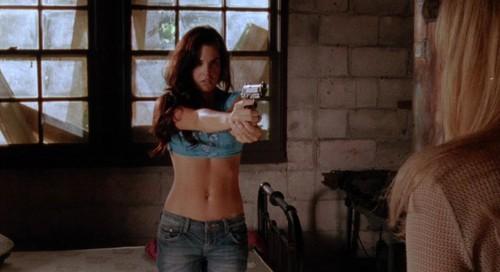 Jillian stars in Wild Things: Foursome
