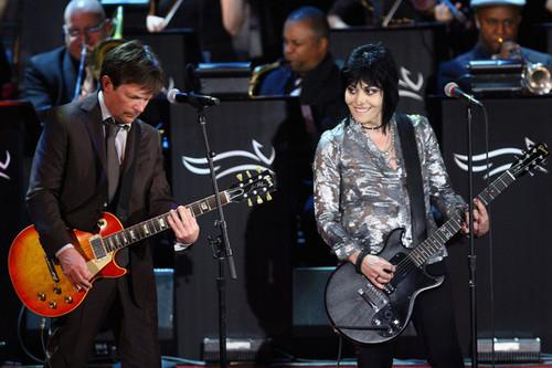 Joan Jett, Michael J. Fox