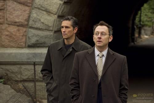 "John Reese ||1x01 ""Pilot"""