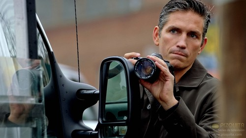 "John Reese wallpaper entitled John Reese ||1x01 ""Pilot"""