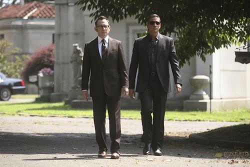 "John Reese    1x02 ""Ghosts"""