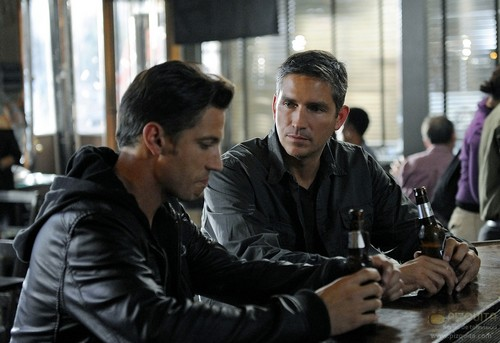"John Reese || 1x03 ""Mission Creep"""