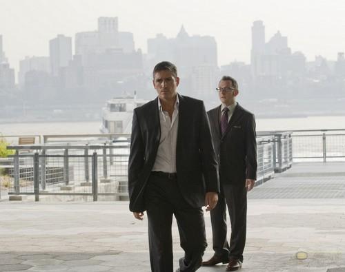 "John Reese || 1x07 ""Witness"""