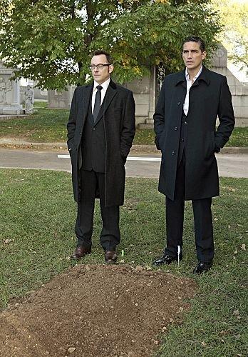 "John Reese || 1x08 ""Foe"""