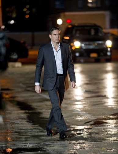"John Reese || 1x10 ""Number Crunch"""