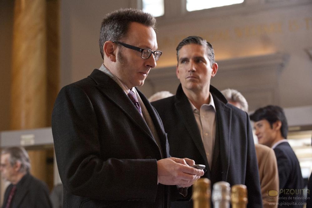 """John Reese    1x13 """"Root Cause"""""""
