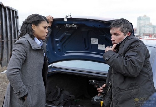 "John Reese || 1x15 ""Blue Code"""