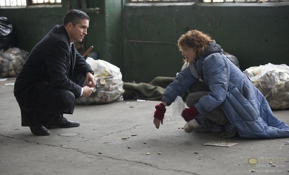 """John Reese    1x16 """"Risk"""""""