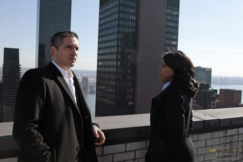 """John Reese wallpaper with a business suit, a business district, and a suit called John Reese 
