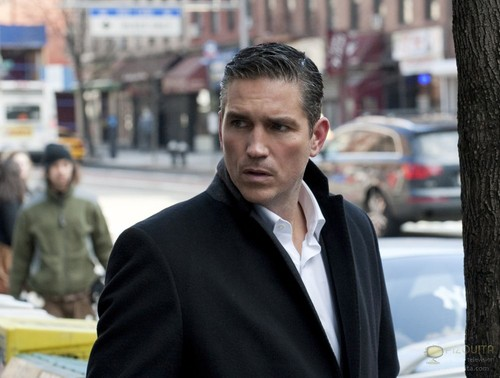 "John Reese wallpaper containing a business suit titled John Reese || 1x17 ""Baby Blue"""