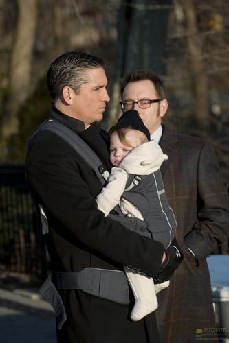 "John Reese || 1x17 ""Baby Blue"""