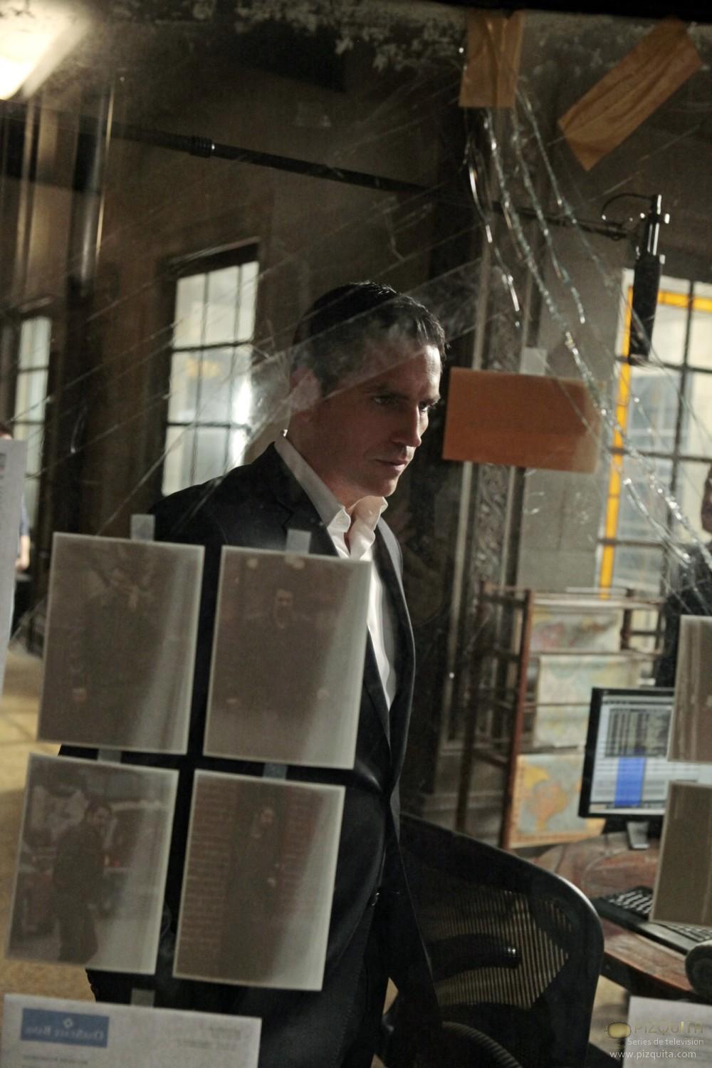 "John Reese || 1x18 ""Identity Crisis"""